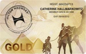 Hilton Gold 350