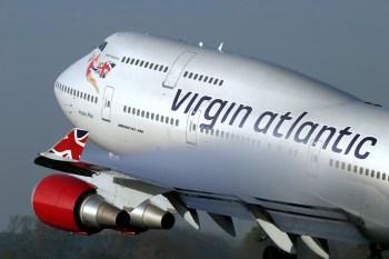 Virgin Atlantic 350