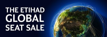 Etihad Global Seat Sale