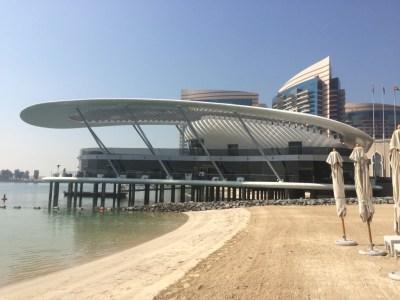 Jumeirah Etihad Towers review Scotts