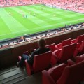 How I used Skywards miles to watch Arsenal v Chelsea from the Emirates box!
