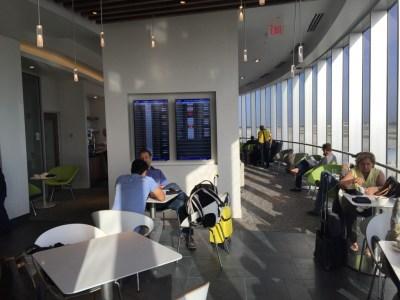 American Express Centurion lounge Miami 3