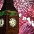 London's New Year's Eve fireworks