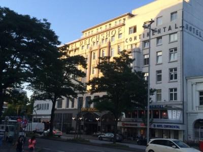 Hotel Reichshof Hamburg review