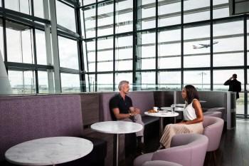 Aspire Lounge Heathrow Terminal 5 Priority Pass