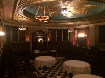 Masonic Hall Temple Andaz hotel Liverpool Street