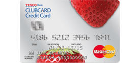 Tesco Mastercard credit card