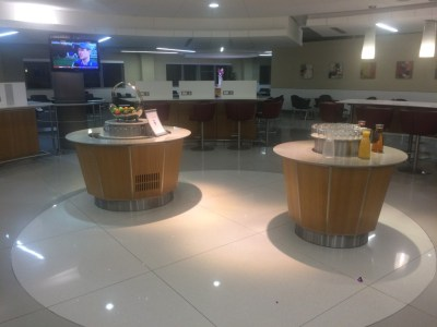 AA dining area