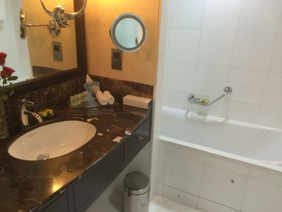 InterContinental Abu Dhabi review
