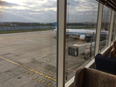 Plaza Premium Lounge Heathrow Terminal 4 review
