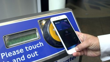 Apple Pay Oyster