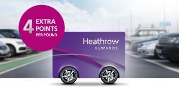 Heathrow Parking bonus
