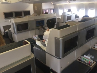 Turkish airlines business class review 777-300ER