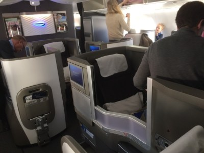 British Airways Boeing 787-9 Club World business class review