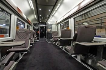 Heathrow Express First Class