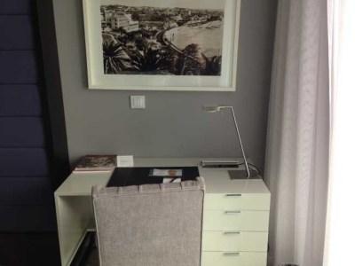 InterContinental Estoril review room desk
