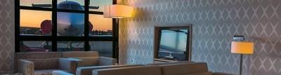 London City Airport Executive Lounge