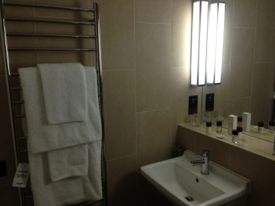 Nadler Hotel Victoria review - Bathroom 2