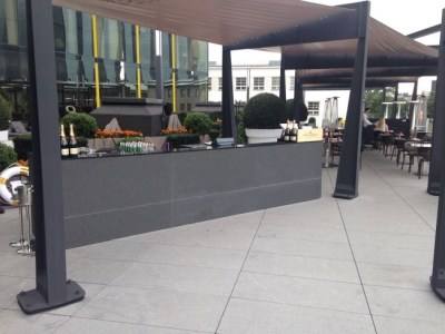 hilton tallinn park review restaurant terrace 01