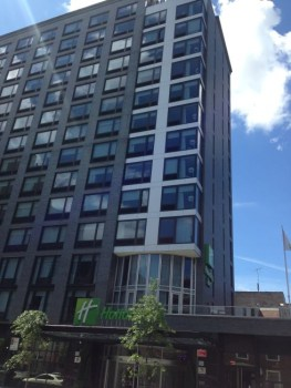 holiday inn brooklyn downtown exterior up