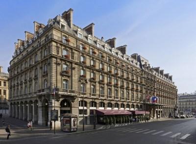 Hôtel Hilton Opéra Paris