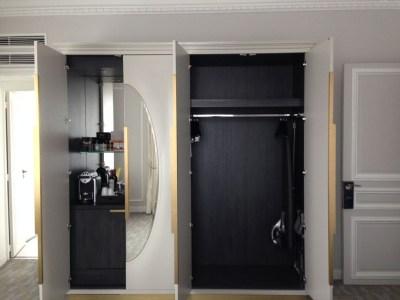 hilton-paris-opera-room-nespresso-machine-slippers-robe-wardrobe-ironing-board