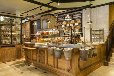 Restaurant - Le Pain Quotidien Hilton Paris Opera