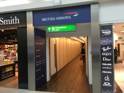 Review British Airways Speedbird Lounge Gatwick South