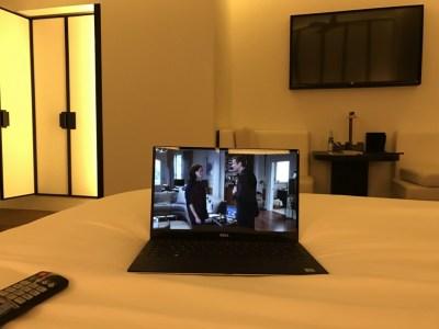 Gran Hotel Montesol Curio Hilton Ibiza internet netflix