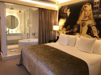 Gran Melia Palacio De Los Duques Madrid Bed Bath