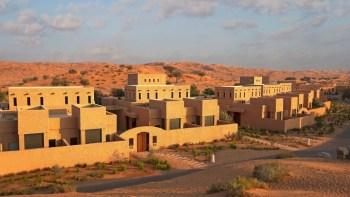 Ritz Carlton Al Wadi 2