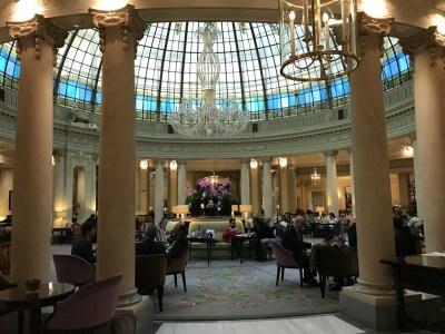 The Westin Palace Madrid bar