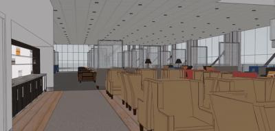 First Wing British Airways Terminal 5 6