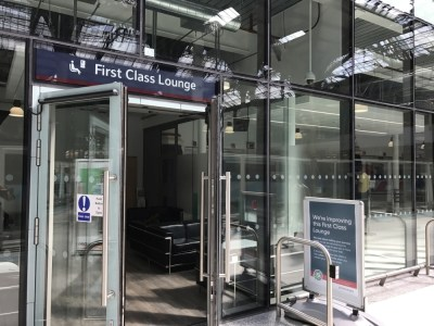 Stansted Express First Class Review