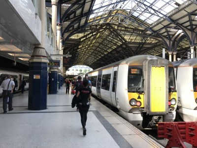 Stansted Express Review