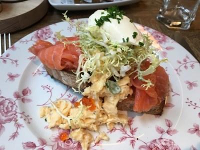 Kimpton De Witt Amsterdam review breakfast