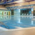 Which hotel at Heathrow has the best swimming pool?