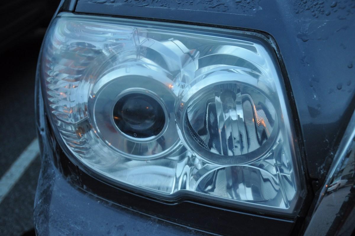 Antique Headlight Restoration : Headlight restoration kit tutorial reviews