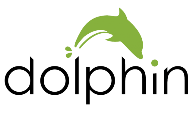 dolphin browser main logo
