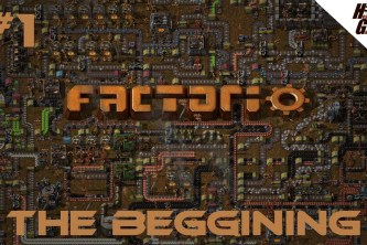 """The beginning"" Factorio #0.1"