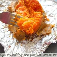 5 Tips For Baking The Perfect Sweet Potato