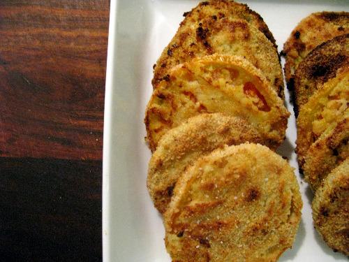 Paleo Green Tomato Bread