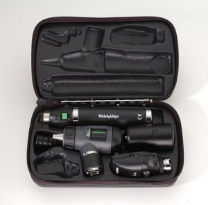 Welch Allyn 3.5V Diagnostic Best Otoscope Set