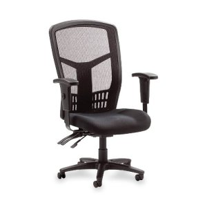 Lorell Executive High-Back Best Ergonomic Office Chair