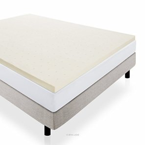 Lucid® by Linenspa Best Memory Foam Mattress Topper