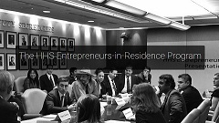 The HHS Entrepreneurs-in-Residence Program