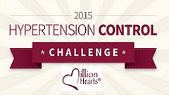 2015 Million Hearts Hypertension Control Challenge