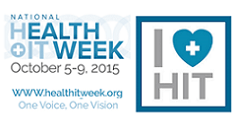 Follow and join the conversation with #NHITWeek, #IheartHIT