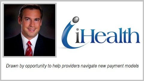 Justin Barnes, Health IT Industry Leader, Joins iHealth