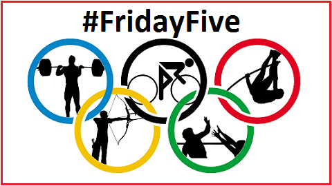 The Friday Five: Go for the Gold